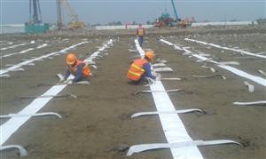 Đặc tính của vật liệu địa kỹ thuật bấc thấm VF7