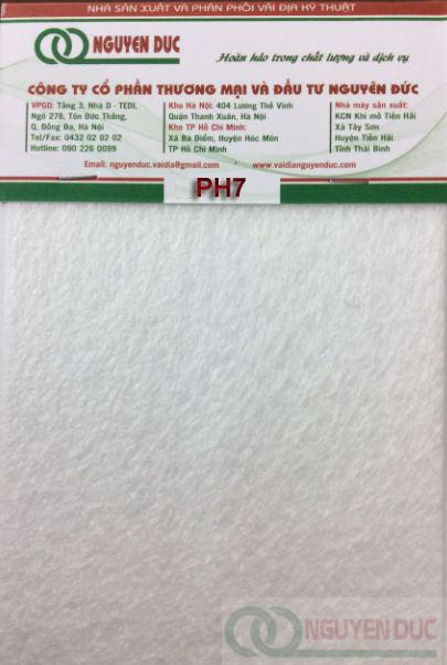 Vải địa kỹ thuật PH7
