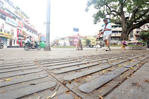 Hà Nội kêu gọi đầu tư cải tạo  hồ Gươm
