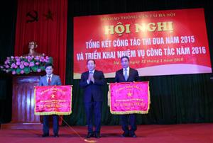 Thứ trưởng Bộ GTVT: Hạ tầng giao thông góp phần phát triển kinh tế của Thủ đô Hà Nội