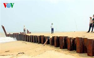 Bảo vệ biển ở miền trung
