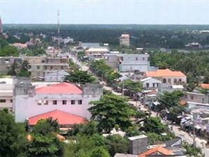 Công nhận 4 thị trấn đạt tiêu chuẩn đô thị loại IV