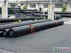 Màng chống thấm HDPE | Ứng dụng xử lý hố rác thải