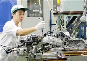 Đầu tư nước ngoài vào Việt Nam tăng vọt 10 tỷ $
