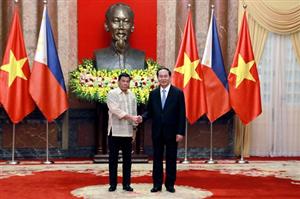 Tổng thống Duterte hy vọng VN - Philippines đối tác chiến lược lâu dài