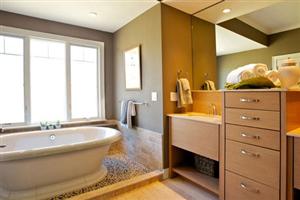 Ra mắt xu thế thiết kế nhà bế và nhà tắm