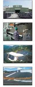 Màng chống thấm GSE HDPE 0.3mm