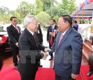 Việt Nam - Lào mối quan hệ rất quan trọng