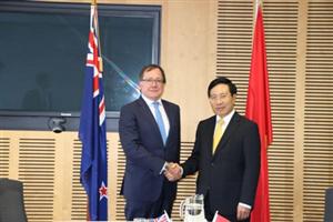 Việt Nam đồng ý để nâng kim ngạch thương mại với Mỹ