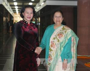 Chủ nhật quốc hội tổ chức hội đàm với Ấn độ