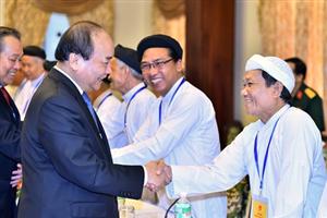 Thủ tướng Nguyễn Xuân Phúc tiếp phản hồi tôn giáo