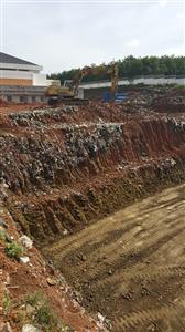 Ứng dụng màng HDPE làm hố chôn lấp rác thải lót