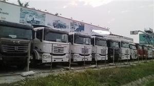 Xe tải Trung Quốc bị mất đất bán hàng ở Việt Nam
