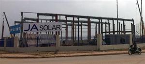 Công ty Trung Quốc đầu tư xây dựng nhà máy năng lượng mặt trời bảng điều khiển mà không cần báo cáo môi trường
