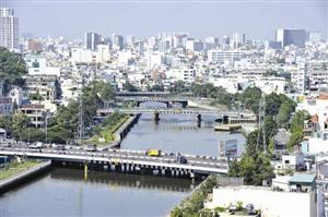 Bãi đậu xe nổi trên sông và kênh rạch: Quy hoạch Hà nội