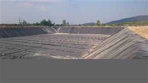 Các bước thi công rải vải địa kỹ thuật tại công trình