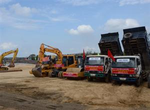 Công trình đường vào cầu Long Sơn – Vũng tàu