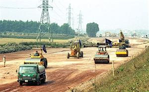 Cao tốc Hà Nội - Bắc Giang